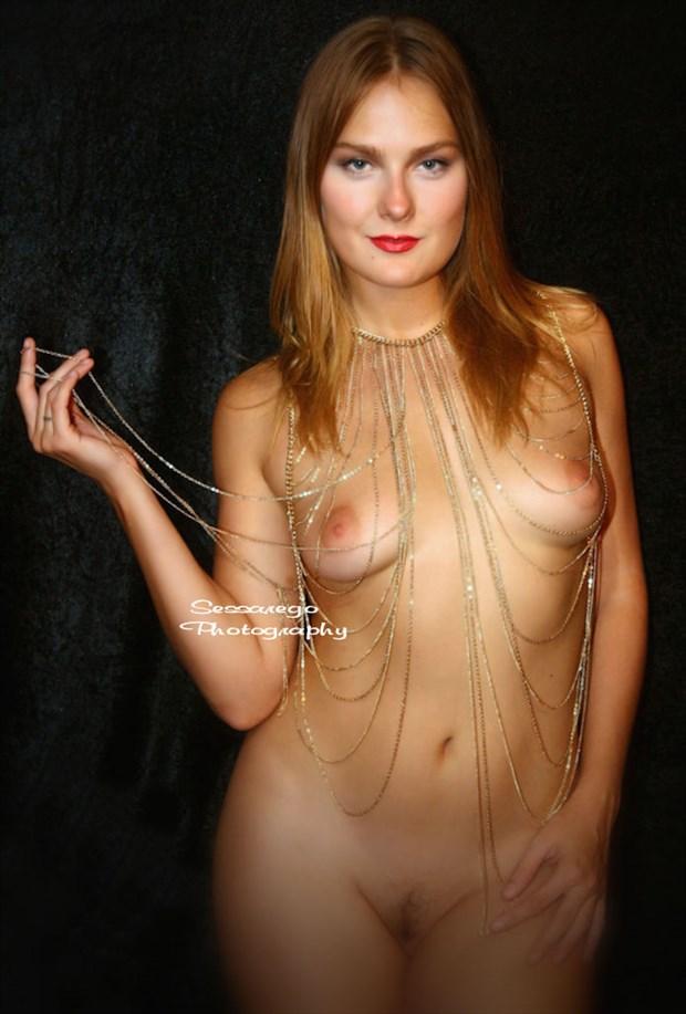 Nadia 1 Artistic Nude Photo by Photographer Alan James