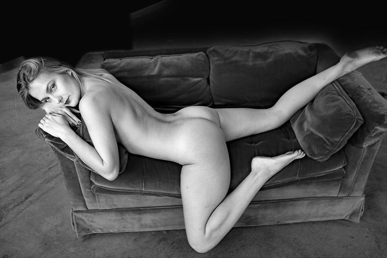 Nadia Ruslanova Artistic Nude Photo by Photographer Robert L Person