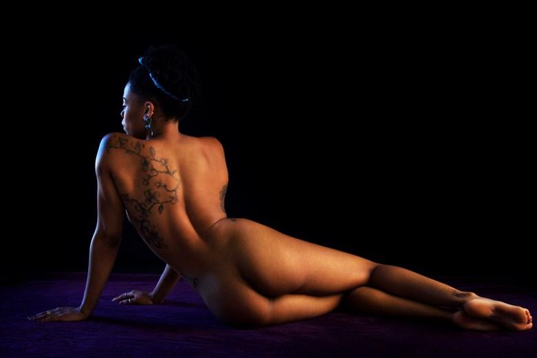 Naja's back Artistic Nude Photo by Photographer AEPhotography