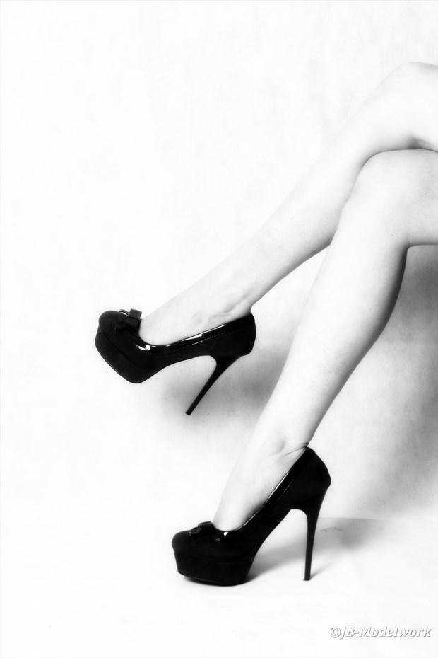 Nancy's legs Fetish Photo by Photographer JB Modelwork