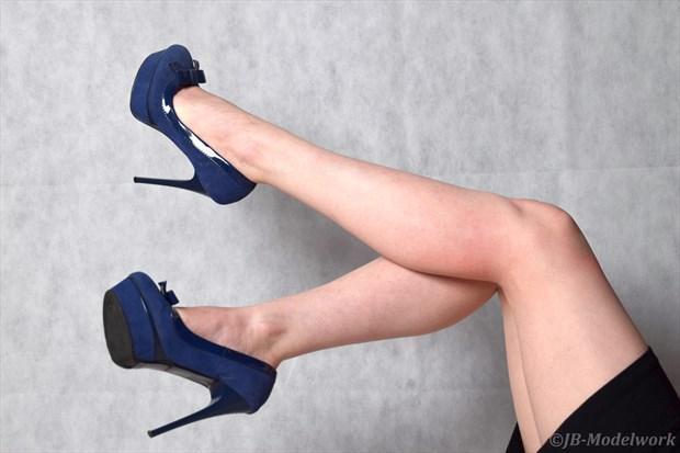 Nancy's legs Glamour Photo by Photographer JB Modelwork