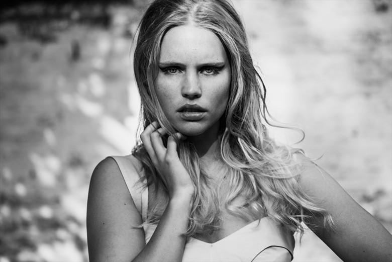Naomi Portrait Photo by Photographer Pieter Vandeur
