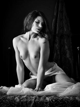 Natalia Artistic Nude Photo by Photographer Amedeus