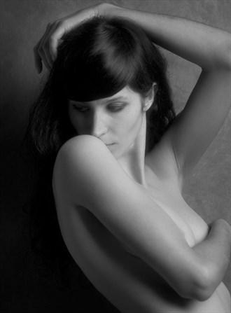 Natalie Artistic Nude Photo by Photographer KJames Photo