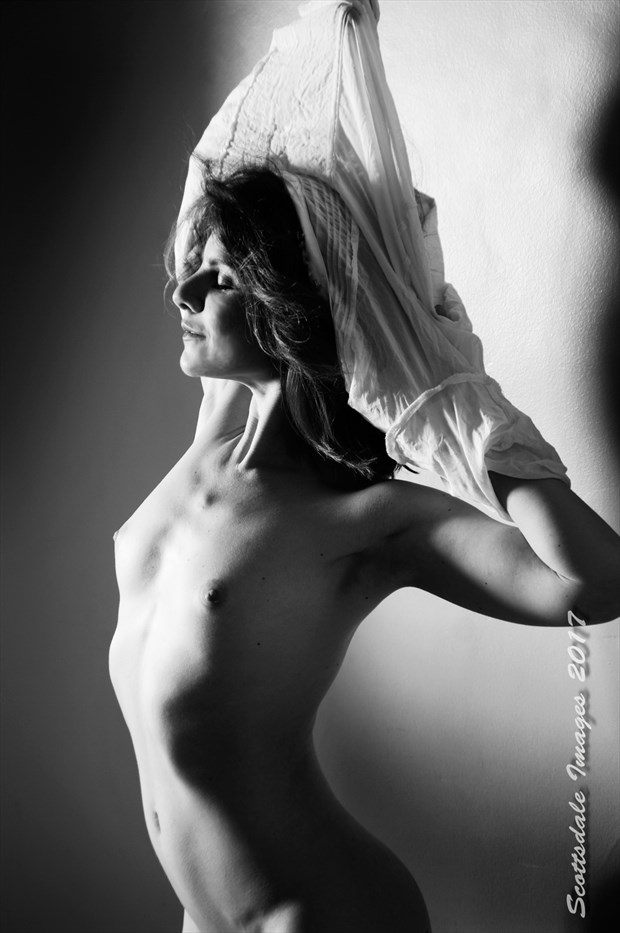Nathalia Artistic Nude Photo by Photographer Scottsdale Images