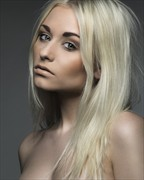 Natural Close Up Photo by Model Romanie