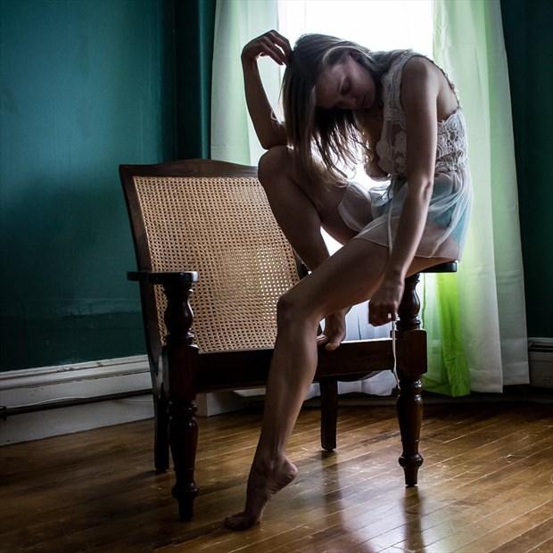 Natural Light Emotional Photo by Model Ursa Minor