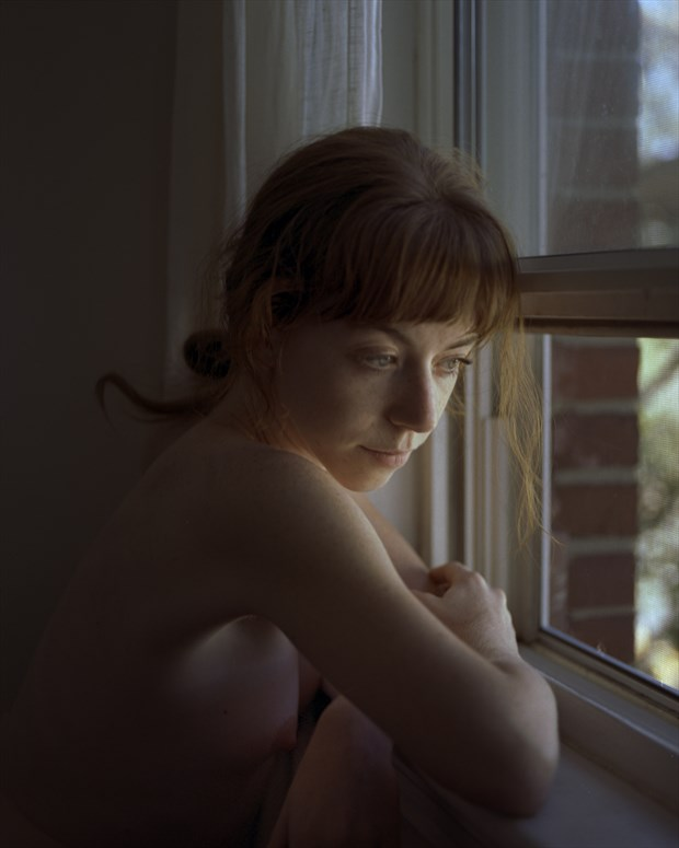 Natural Light Expressive Portrait Photo by Photographer Peaquad Imagery