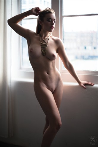 Natural Light with Rosa Artistic Nude Photo by Photographer BeardedCynicPhotography