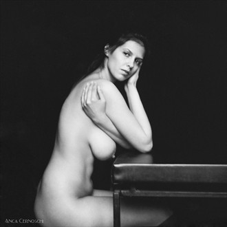 Natural Woman Artistic Nude Photo by Photographer Anca Cernoschi