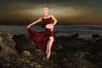 Nature Alternative Model Photo by Model Laura Dasi