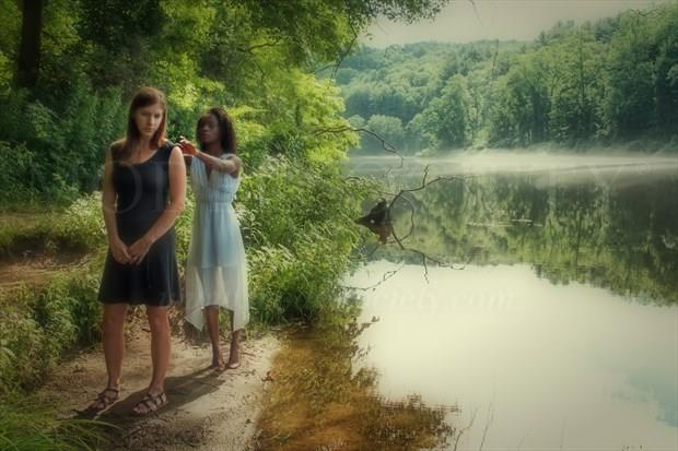 Nature Couples Photo by Model Gazelle