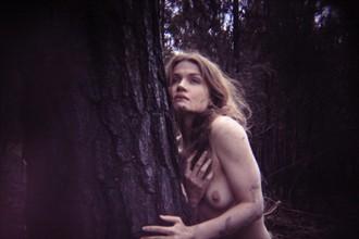 Nature Erotic Photo by Model Ine