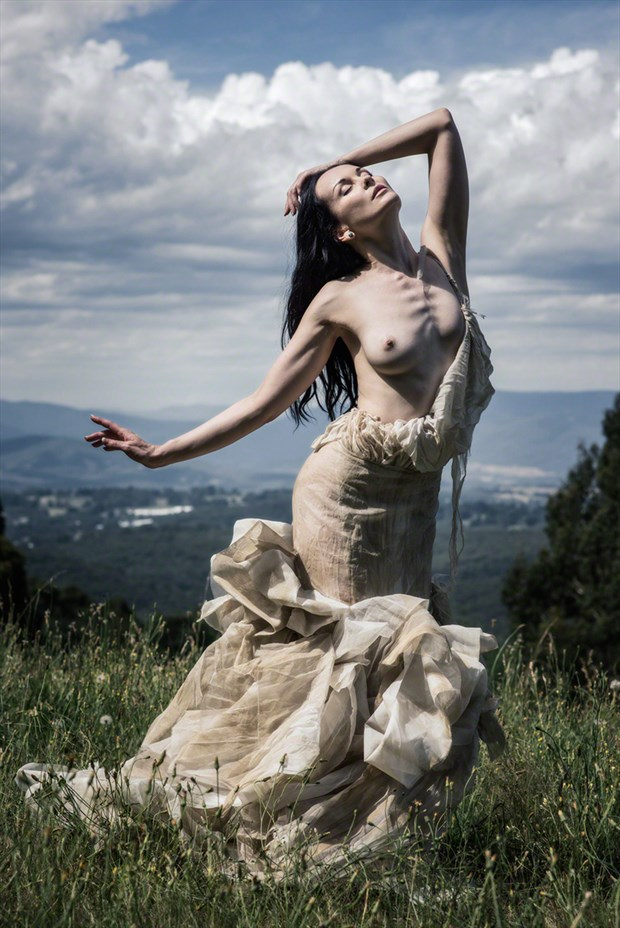 Nature Erotic Photo by Photographer Andrew Harewood