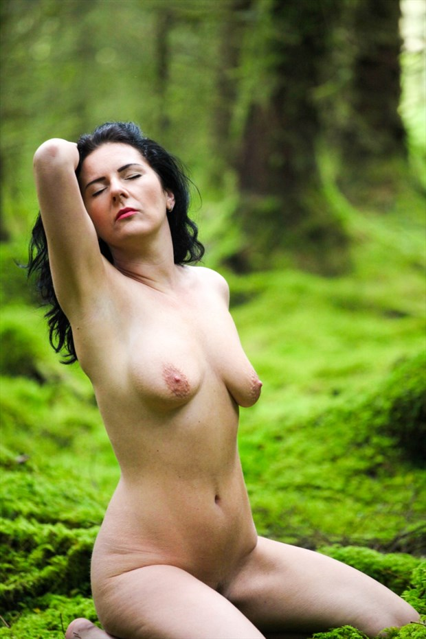 Nature Fantasy Photo by Model Ania1