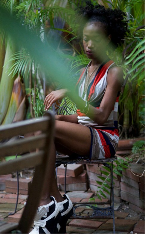 Nature Fantasy Photo by Model Haitianbratt