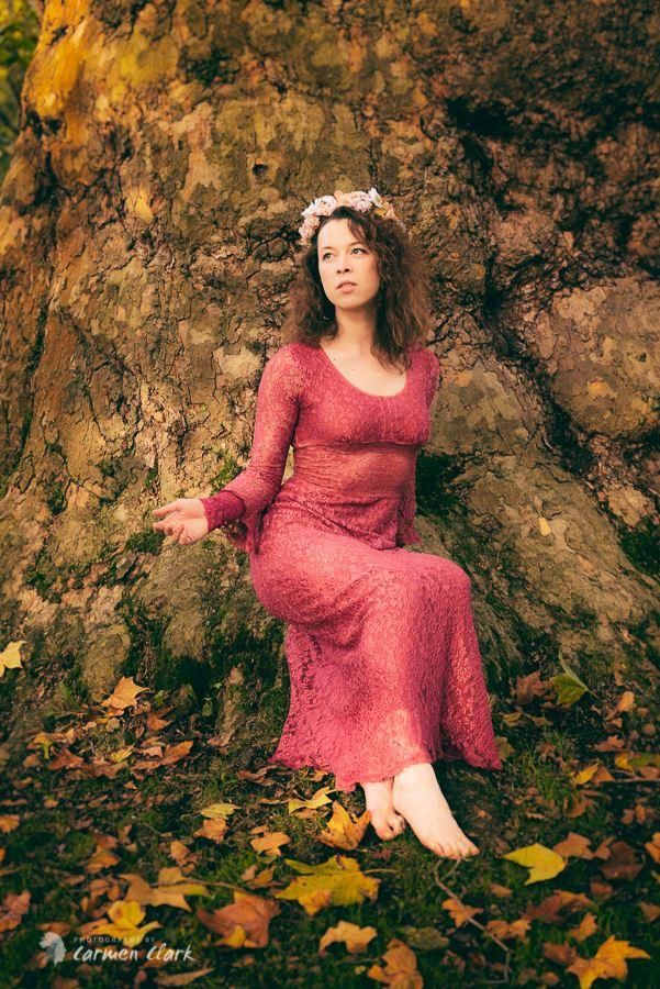 Nature Fantasy Photo by Model Lorelai