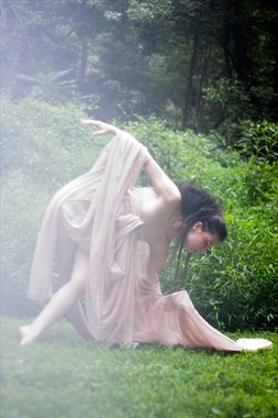 Nature Fantasy Photo by Model blueriverdream