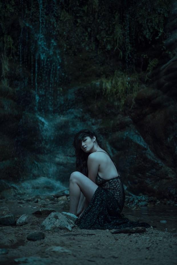 Nature Fashion Photo by Model Mayatihtiyas