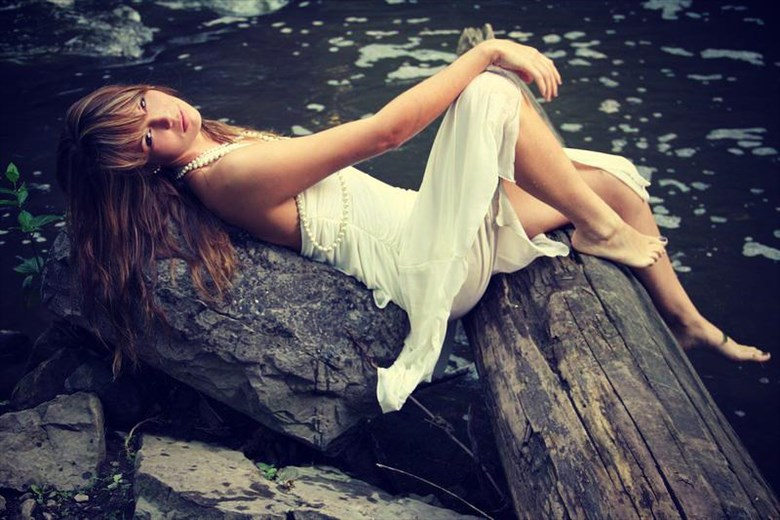 Nature Fashion Photo by Model Natalya Starr