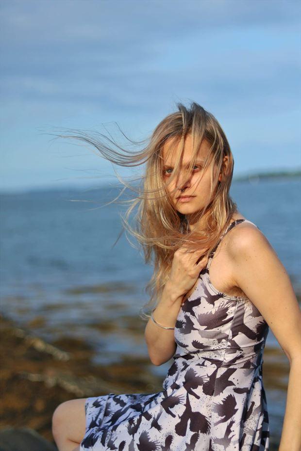 Nature Fashion Photo by Model Ursa Minor