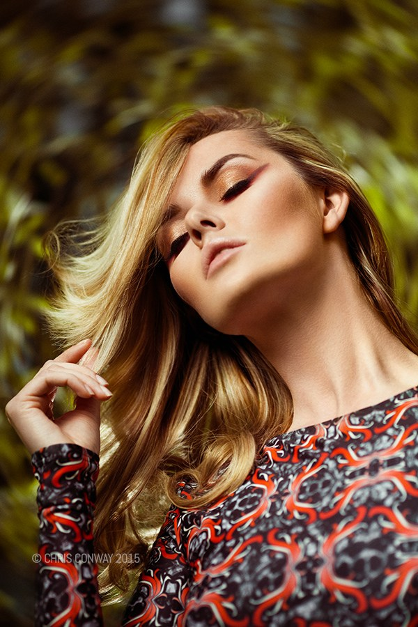 Nature Fashion Photo by Photographer Chris Conway
