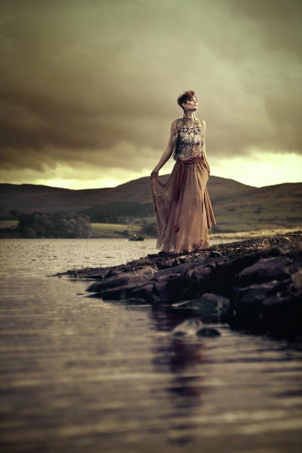 Nature Fashion Photo by Photographer Ellie Ellis