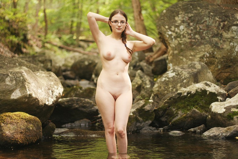 Nature Glamour Photo by Model FallenEcho