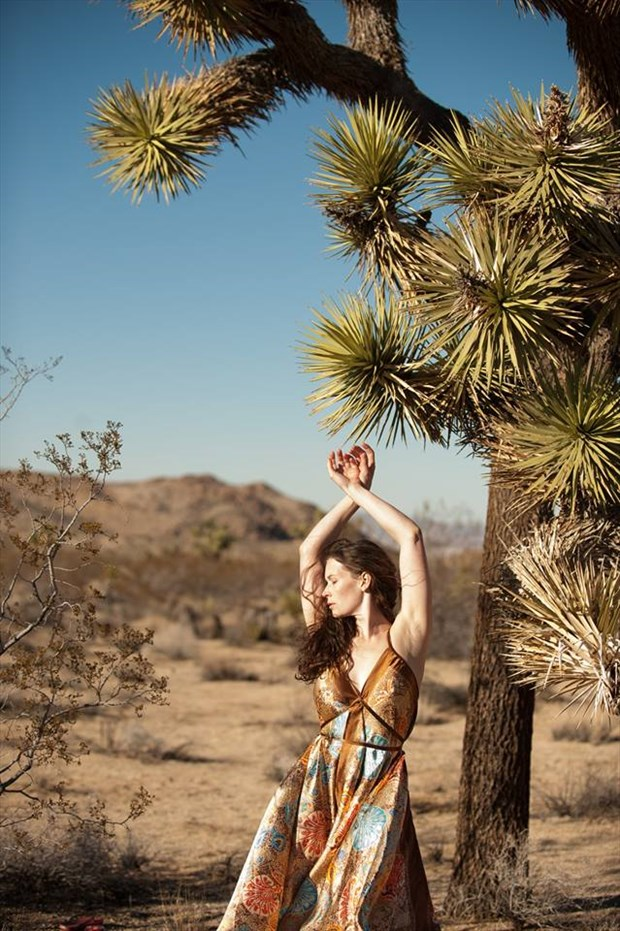 Nature Glamour Photo by Model Lavanya Maya
