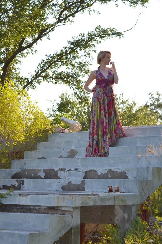 Nature Glamour Photo by Model Sachea Nicole