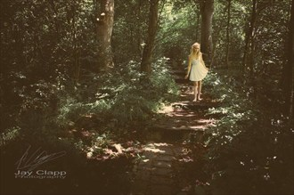 Nature Gothic Photo by Model Amy Coco