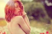 Nature Implied Nude Photo by Model Sarah Rae