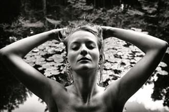 Nature Sensual Photo by Artist FIFSTUDIO