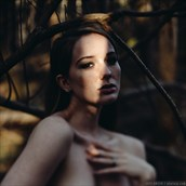 Nature Soft Focus Photo by Model MaryCeleste