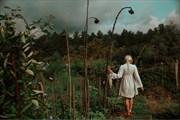 Nature Surreal Photo by Model Petite Ukrainian