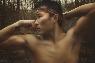 Nature Surreal Photo by Model Vinny M