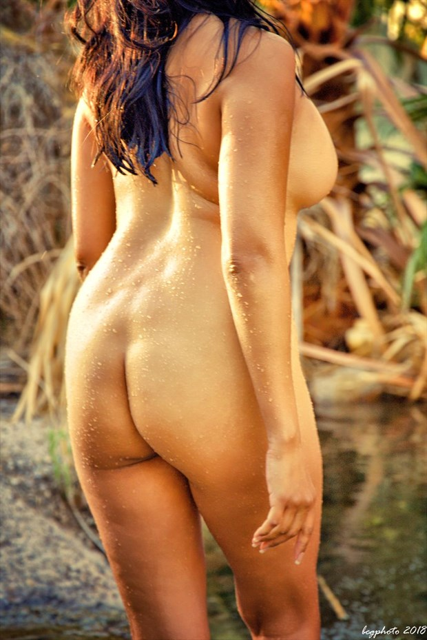 Nature body Artistic Nude Photo by Photographer Barry Gallegos