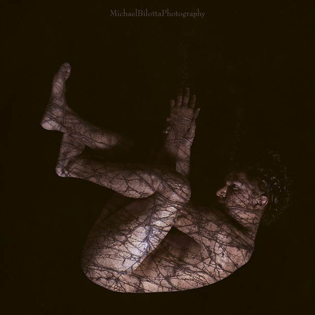 Natus in Aeternum Artistic Nude Photo by Photographer Michael Bilotta