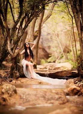 Nayada ( art nude series) Artistic Nude Photo by Photographer OSV