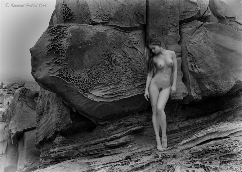 Nereid Artistic Nude Photo by Photographer Randall Hobbet
