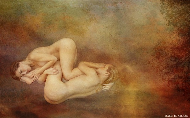 Nesting Artistic Nude Photo by Photographer balm in Gilead