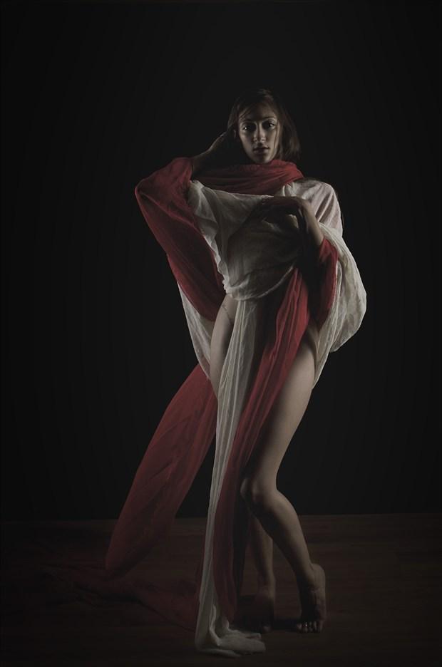 Nev Sha Studio Lighting Photo by Photographer Kor