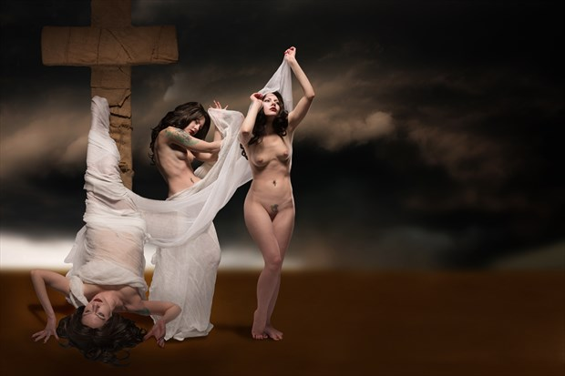 New Beginnings Artistic Nude Photo by Photographer milchuk