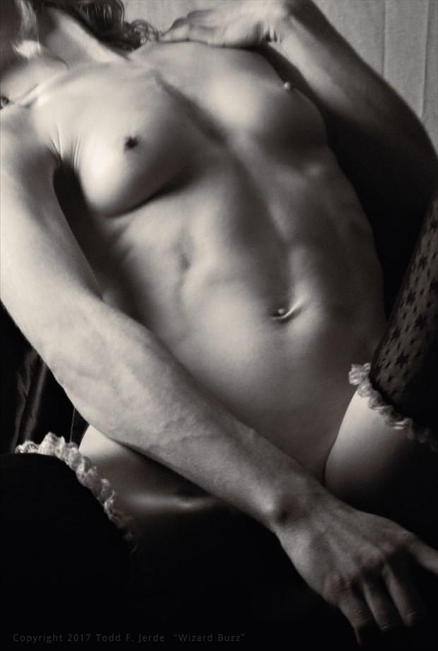 New Eros Artistic Nude Artwork by Model Stella Kat