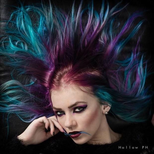 New hair. Alternative Model Photo by Model KalelithDemonia