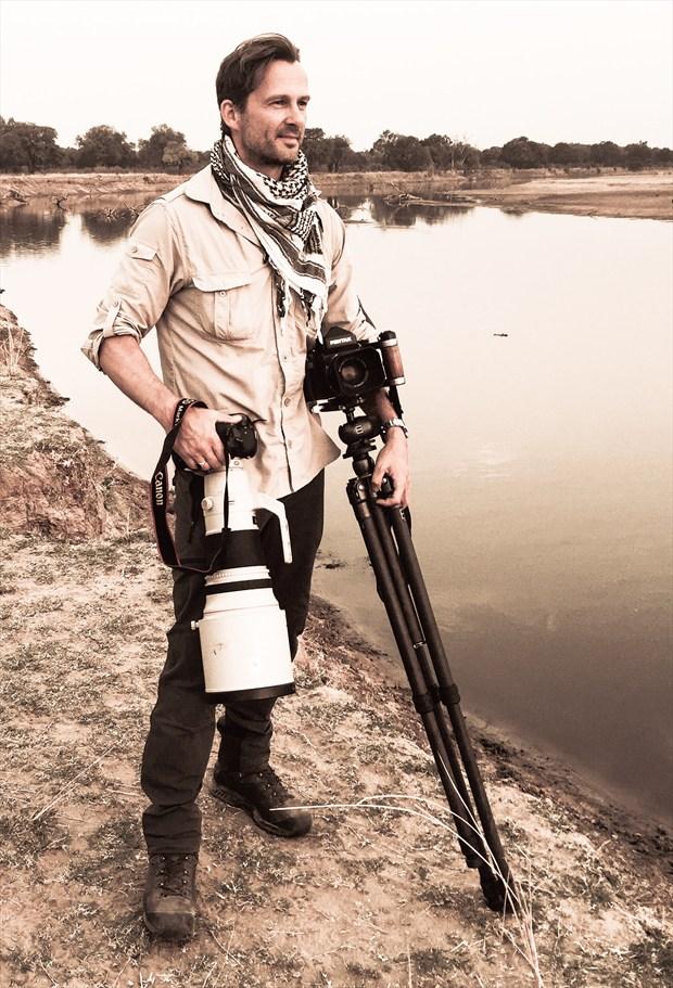 Nic Zambia Self Portrait Photo by Photographer Nic