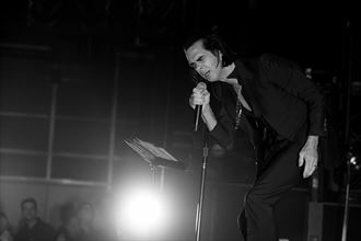 Nick Cave Portrait Photo by Photographer daxwax