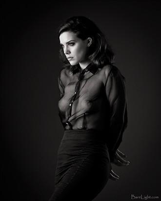 Nicole Artistic Nude Photo by Photographer BareLight