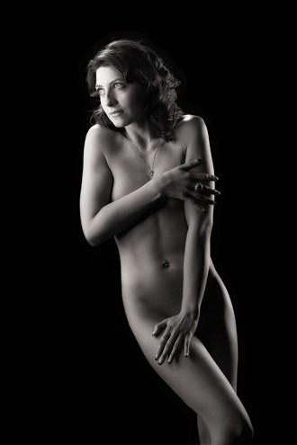 Nicole Artistic Nude Photo by Photographer William von Wenzel