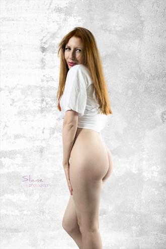 Nicole May Erotic Artwork by Model Nicole May